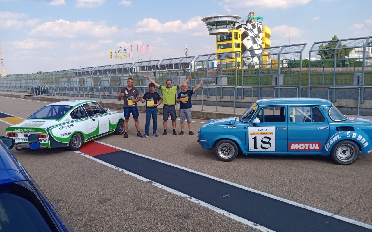 Motorsport Lehrgang - DMSB-Lizenz