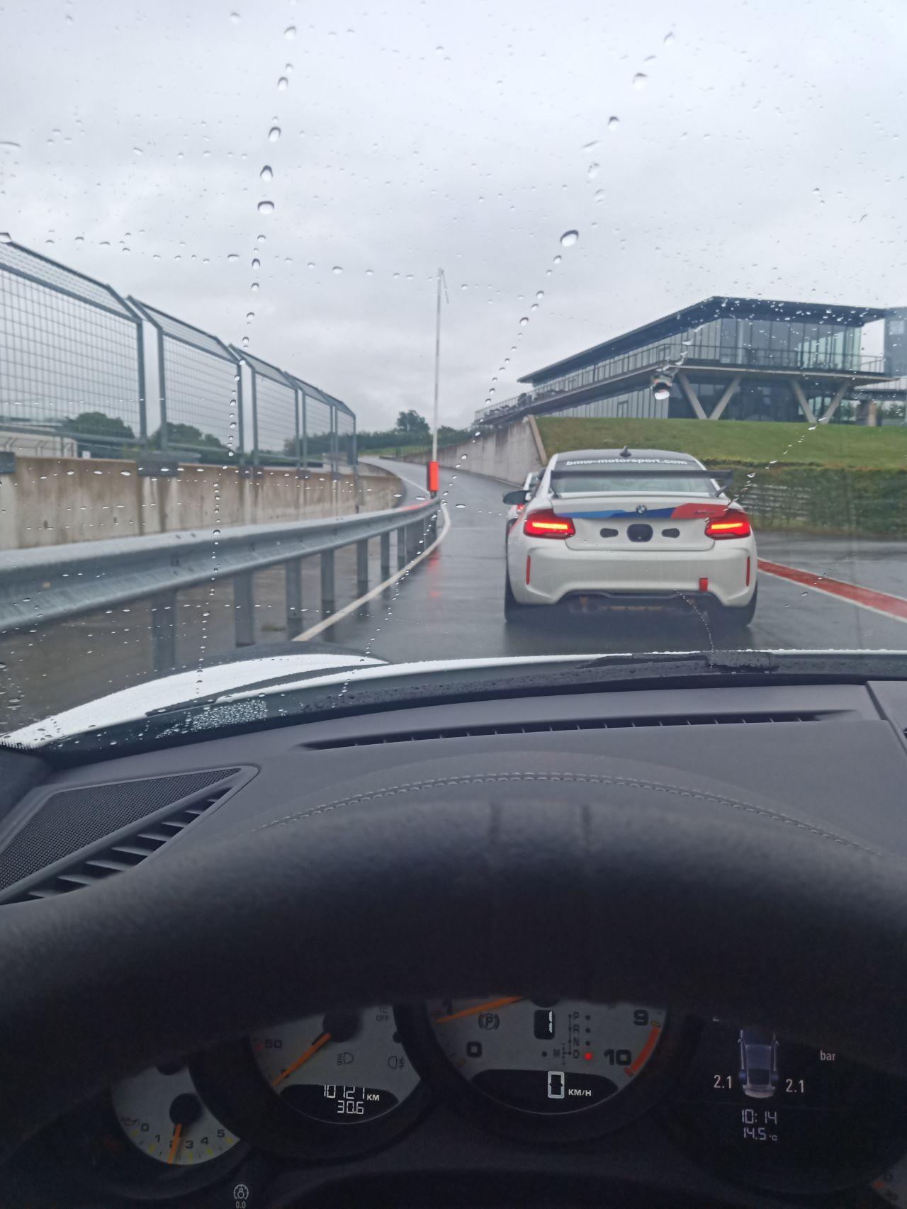 Porsche GT3 selber fahren