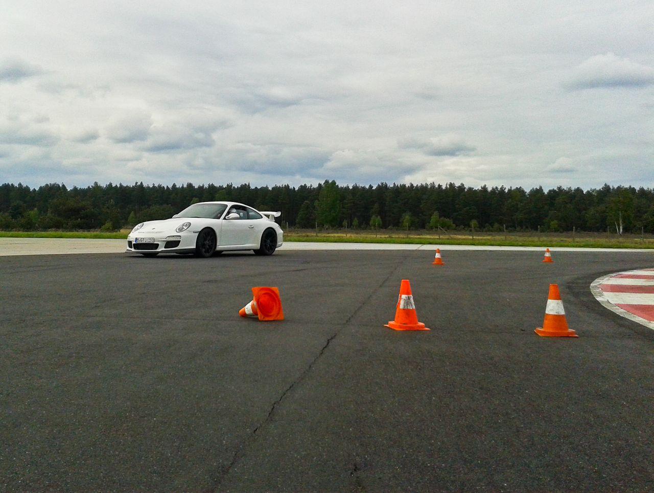 Porsche Scheitelpunkt