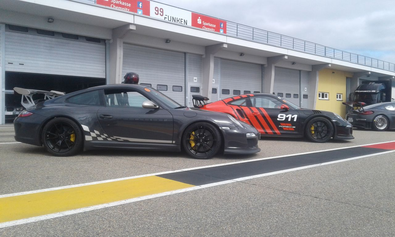 Trackday Training