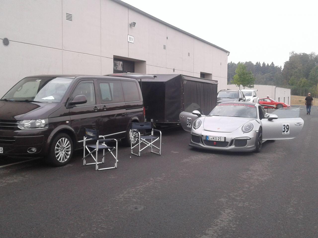 991 GT3RS Bilster Berg