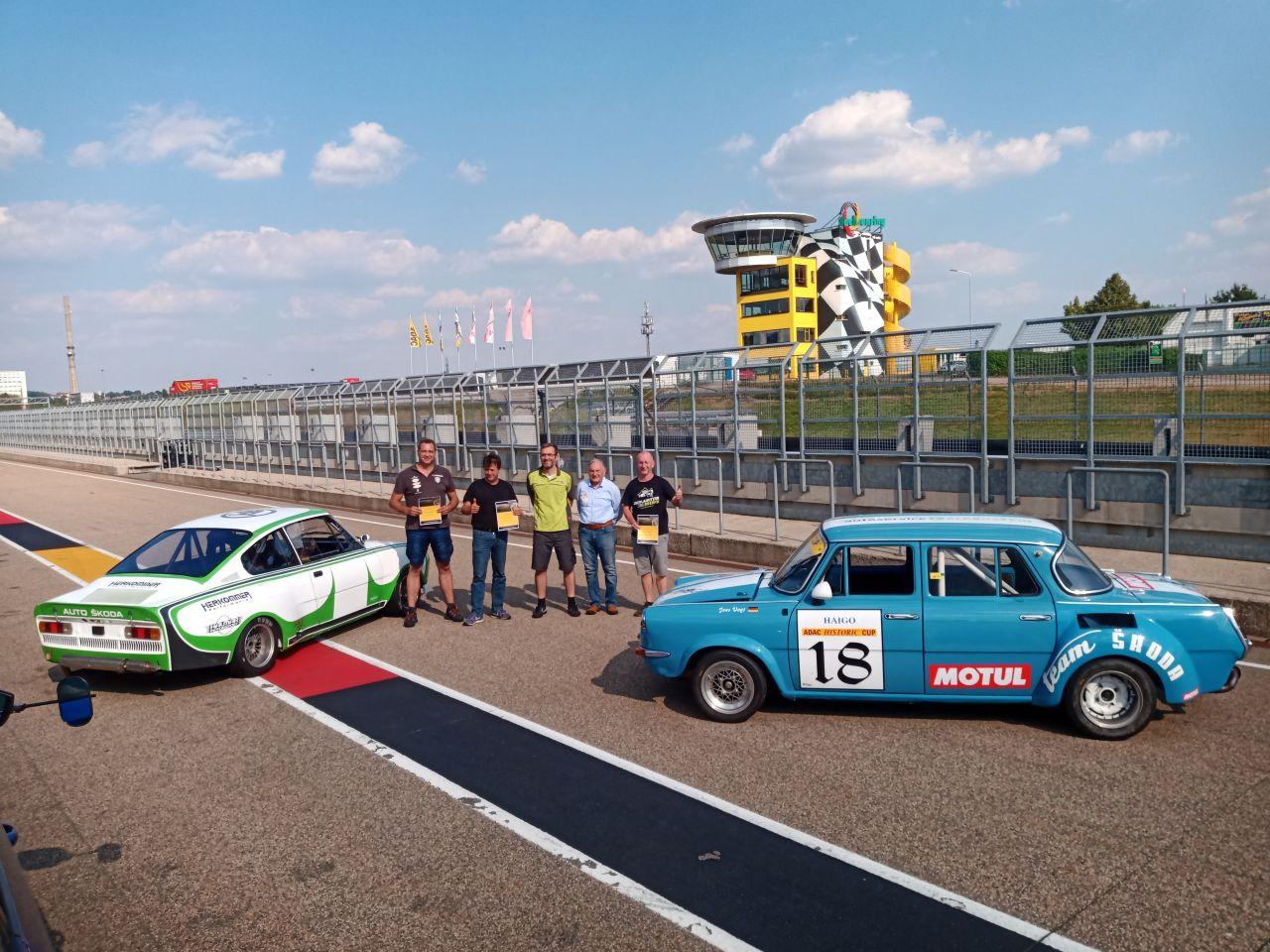 Lizenzlehgang Sachsenring Int.D