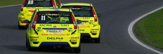 2006 Ford Fiesta ST Cup, Gesamtsieg im Racing Team East