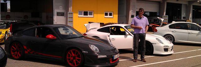 997 GT3RS Sachsenring