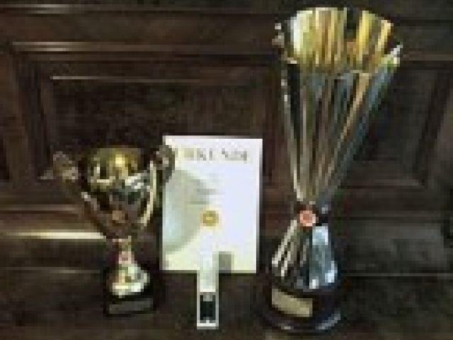 Ehrung zum ADAC Sachsen Sportler des Jahres, Verleihung ADAC Sportnadel in Gold