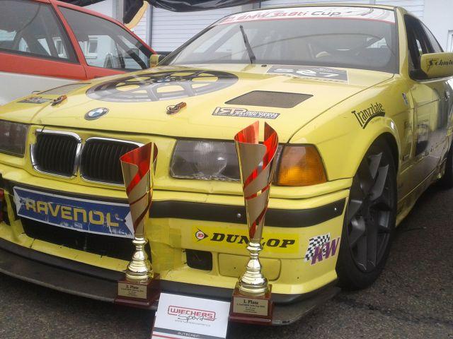BMW 318 TI Cup Sachsenring
