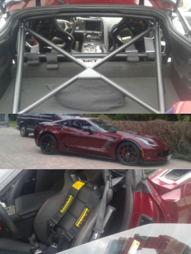 Corvette Clubsport Paket