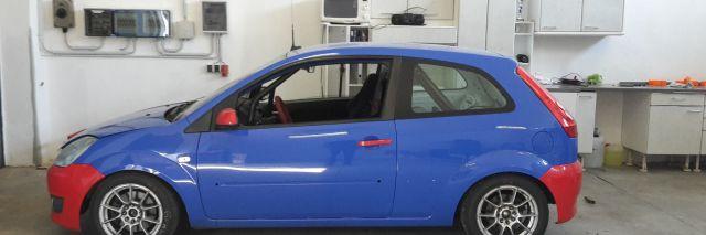 Ford Fiesta ST Seite
