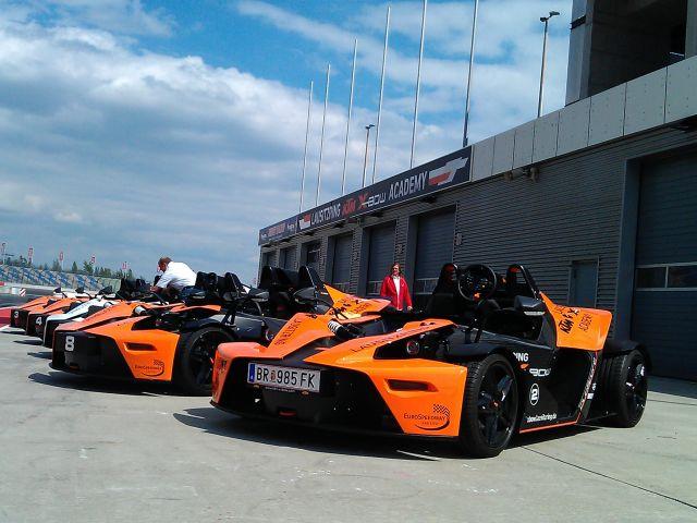 KTM X-Bow Academy Lausitzring