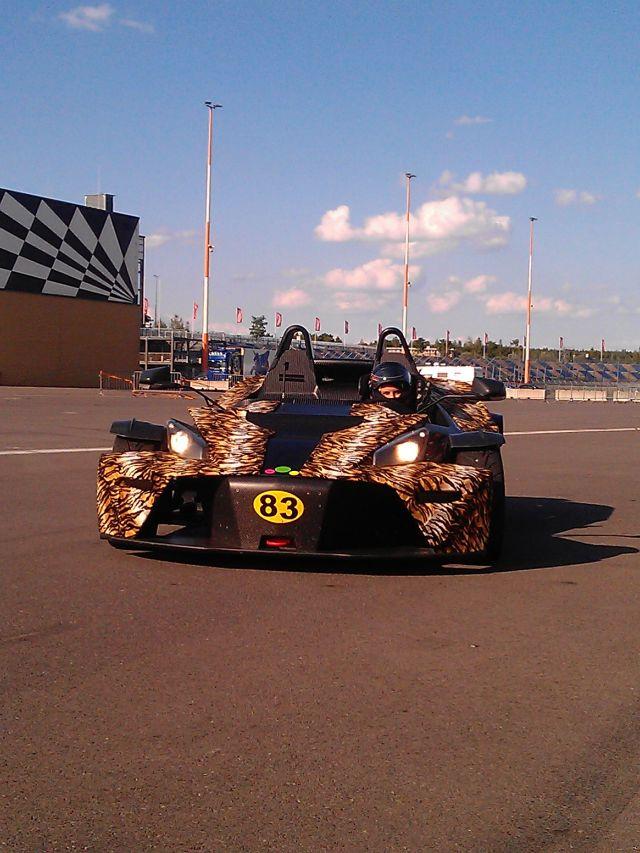 KTM X-Bow Lausitz Rennen