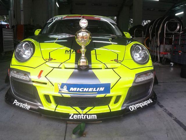 P9 Challenge Imola Endurance 1.Platz