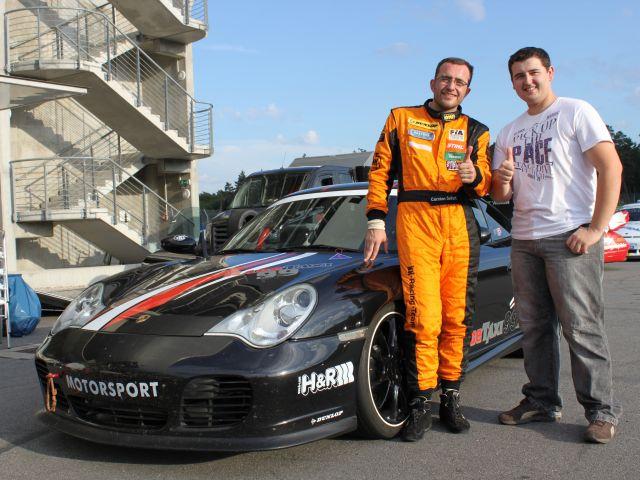 Porsche 4,2 l 996 GT3, 1005 km an Zwei Tagen Hockenheim
