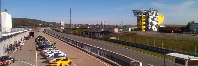 Sachsenring Trackday