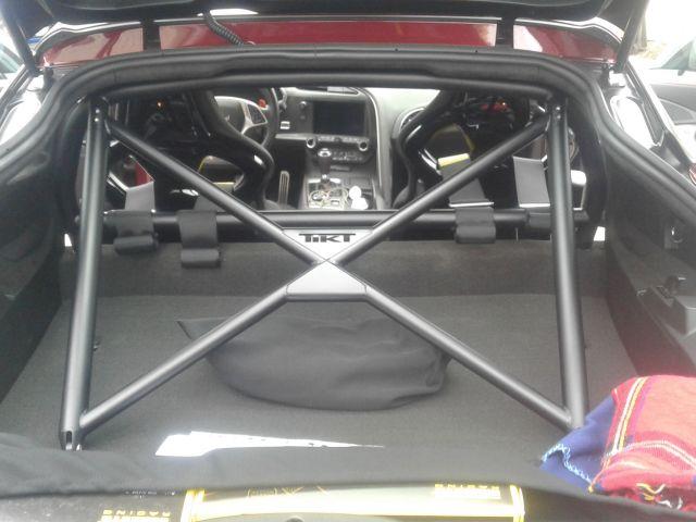 Umbau Tikt Corvette innen fast fertig