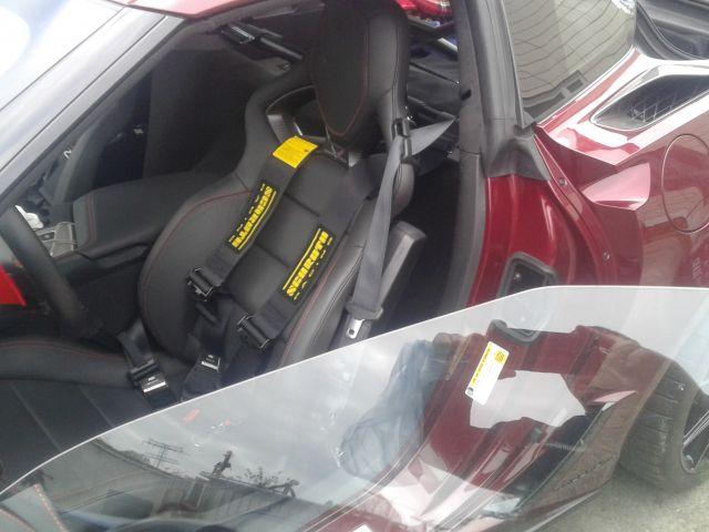 Umbau Tikt Corvette innen fertig